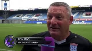 Oefenwedstrijd Regioteam tegen PEC Zwolle