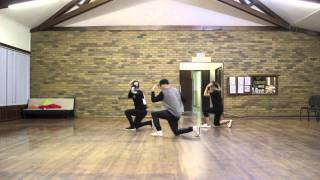 'How Deep Is Your Love' Calvin Harris and Disciples Choreography - Sam Griffin