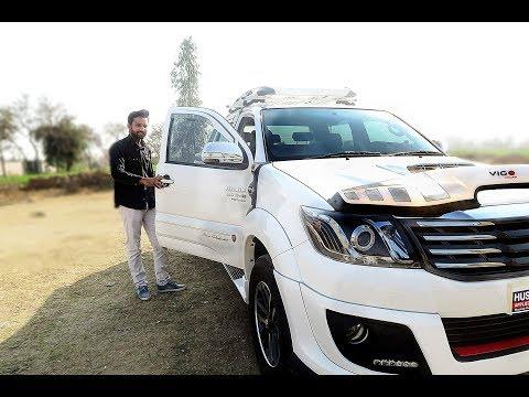 Toyota Hilux VIGO Camp G   Complete Review  Pakistan 2018
