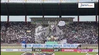 Koreo Epic Bobotoh, Warnai Kemeriahan Pembukaan Piala Presiden 2019 - JPNN.COM