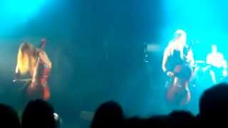 Apocalyptica - Inquisition Symphony (AB Brussels)