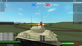 Tankery Roblox: M60 SUPER SHERMAN