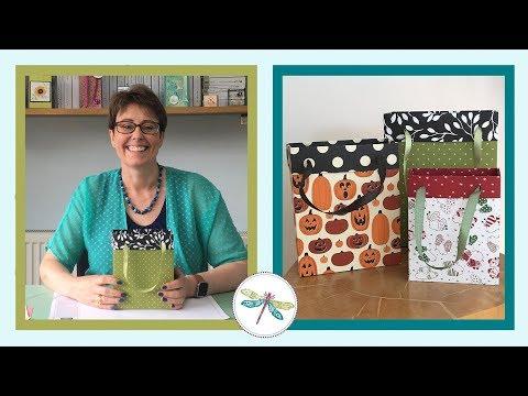 Make Any Size Gift Bag Video 1