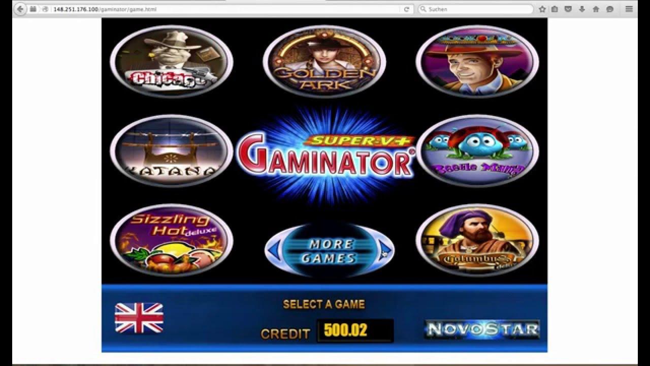 Novomatic Games Online