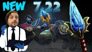 Even Rosh Has Aghs Now - Gorgc Patch 7.22 Review