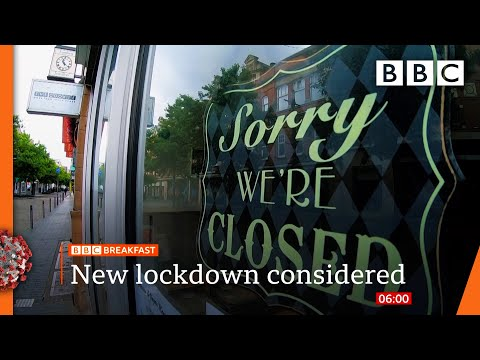 Covid: Boris Johnson considering England lockdown next week 🔴 @BBC News live - BBC