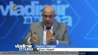 Villegas: Es importante que la MUD analice los resultados electorales