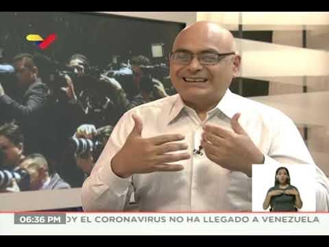Ministro de Salud de Venezuela sobre medidas de emergencia ante coronavirus Covid-19: 12 marzo 2020