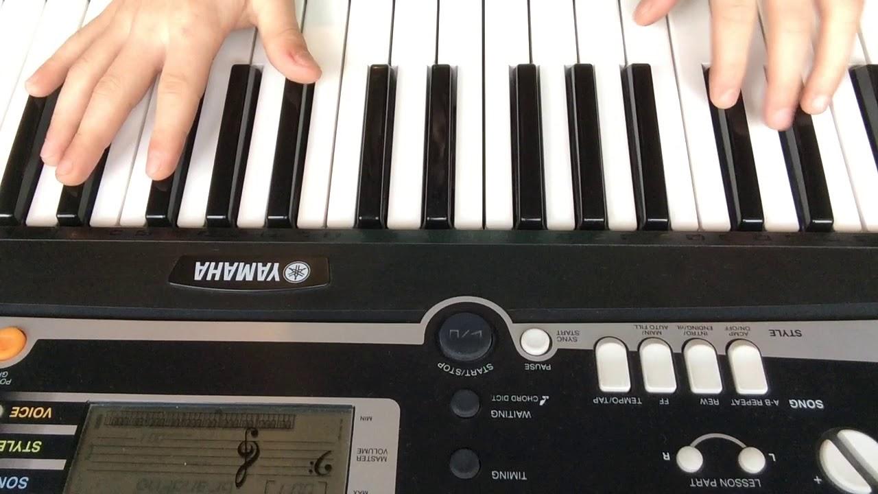 faded klavier