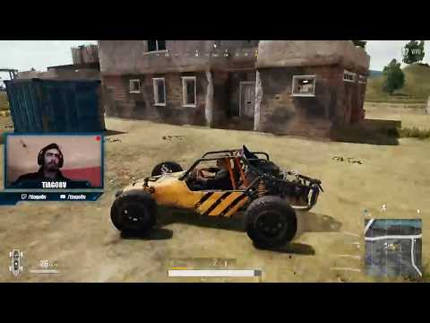 PUBG: Trying to find the best way, not to die! :P