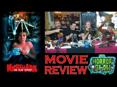 """""""A Nightmare on Elm Street"""" 1984 Horror Movie Review – The Horror Show"""