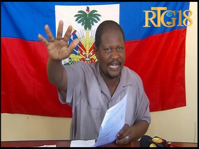 Rosemond Jean reyaji sou akò politik opozisyon an