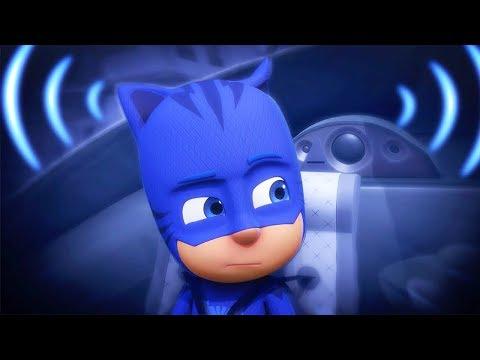 PJ Masks Super Pigiamini   Udito Gatto!   Nuovi Episodi   Cartoni Animati