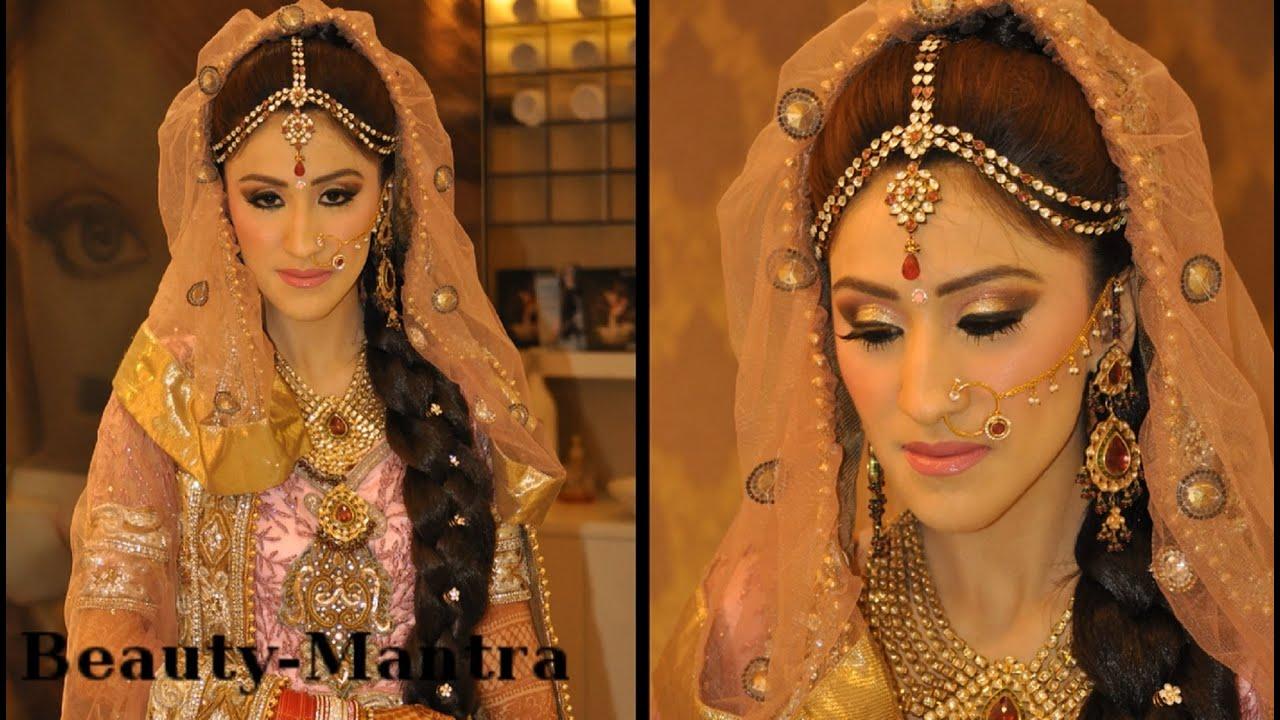 Indian Wedding Makeup - Morning Dew - YouTube