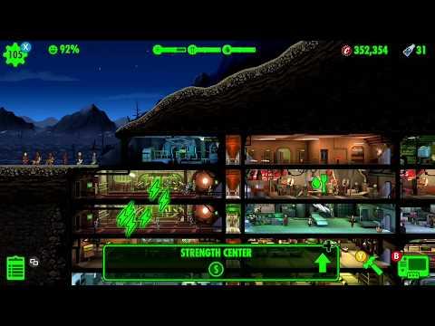 Fallout Shelter | Mysterious Stranger
