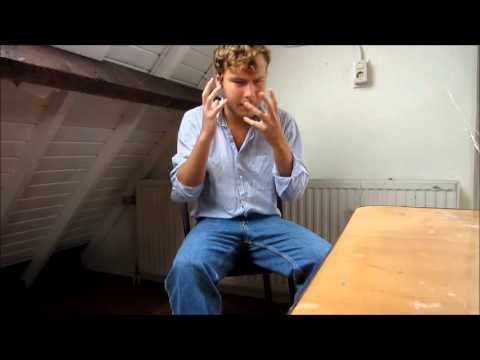 anthony ingruber han solo impression