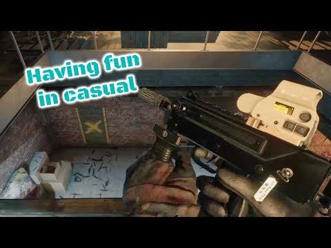 Having fun in casual - Rainbow Six Siege White Noise (English Subtitle / Cantonese)