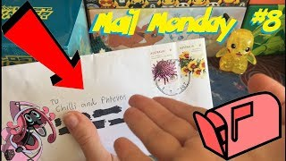 Mail Monday #8 (Fan Mail + LOST THUNDER ETB!!!) #lostthunder