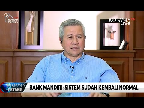 Sempat Error, Bank Mandiri: Sistem Sudah Kembali Normal