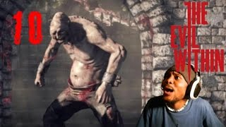 GOING GIANT KILLING! | The Evil Within - Part 10 [Chapter 6]