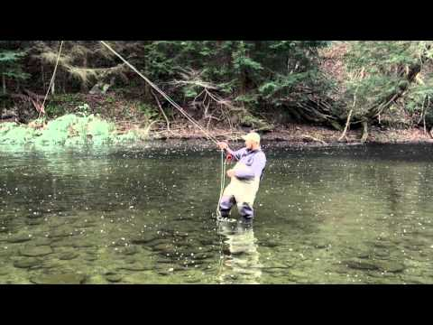 Gear Review - Temple Fork Outfitters Deer Creek Switch Rod And Large Arbor Reel