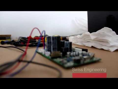 Geneva Factory Tour, Geneva Lab
