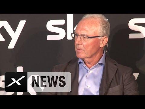 "Franz Beckenbauer zürnt: ""Ja wo samma denn?"" | WM-2006-Skandal"