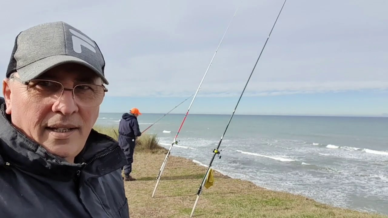 Intentamos Pescar Pejerreyes y mira lo que paso (parte2)
