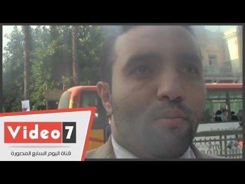 اليوم السابع : بالفيديو.. مواطن يطالب المسئولين بمواجهة البناء على الأراضى الزراعية