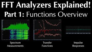 FFT Analyzers Part 1 - Functio…