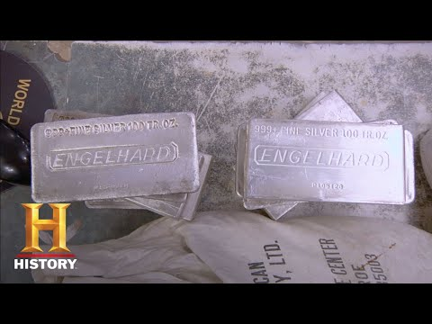 Pawn Stars: 3,000-oz. Silver Collection (Season 6) | History