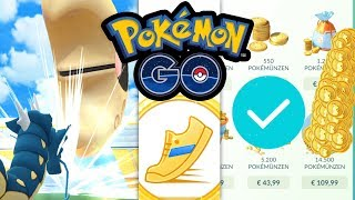 Dummer Junge gibt 100 Euro für PokéCoins aus | Pokémon GO Deutsch #640