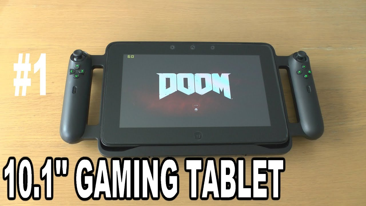 1 Doom Pc Test On 10 1 2gb Nvidia Gt 640 Le Gaming Tablet