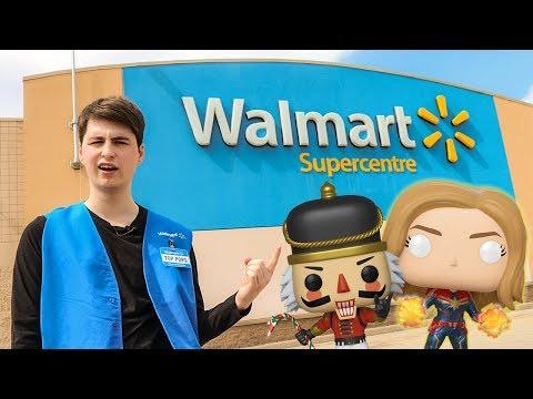 Fake Walmart Employee Prank  Best Way to Get Exclusive Pops