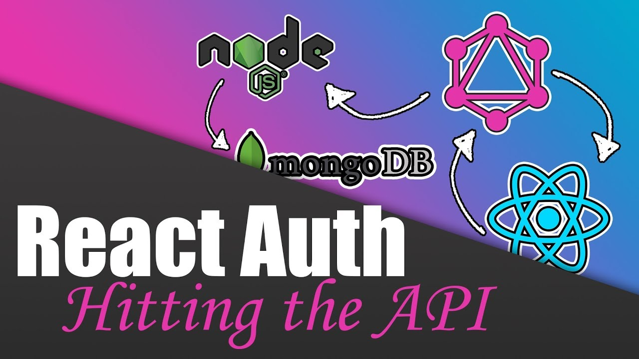 #13 Hitting the API | Build a Complete App with GraphQL, Node js, MongoDB  and React js
