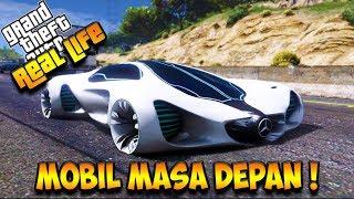 SULTAN BELI MOBIL MASA DEPAN LAGI ! || GTA 5 MOD DUNIA NYATA (GTA 5 REAL LIFE)