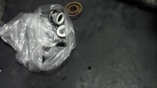 видео Ремонт насоса Грундфос своими руками: очистка деталей