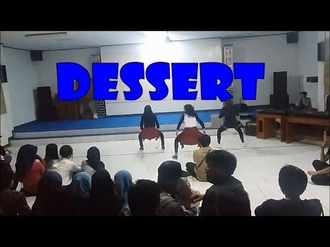 Dessert - Dawin Ft. Silento Dance - #DessertDance @BerliTyas @OfficialDawin