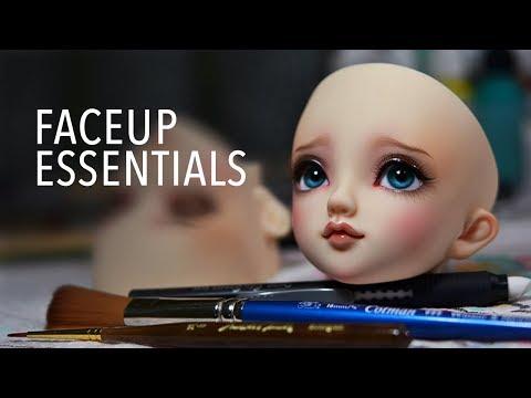 Faceup Essentials - Starter Kit Advice