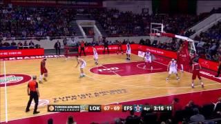 Maç Özeti | Lokomotiv Kuban - Anadolu Efes