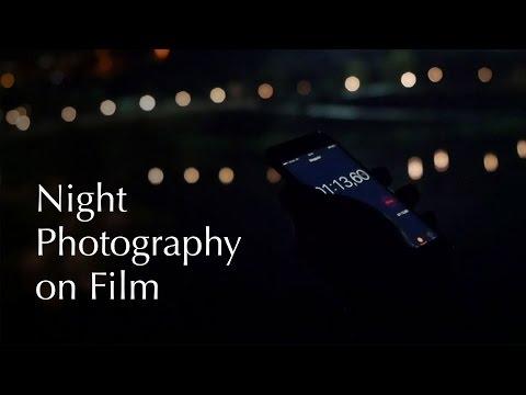 Analog Insights: Night Photography on Film