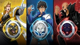 Monsuno: Battle to the Core - Nickelodeon Games