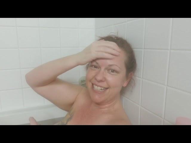 Bathtub thoughts.  Personal.  Messy.  True.