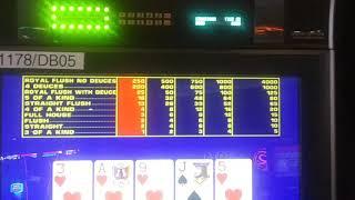Harrahs video poker 2
