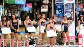 Video Bangla Road in the Daytime - Phuket, Thailand download MP3, 3GP, MP4, WEBM, AVI, FLV Juli 2018