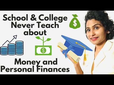 Personal Financial Education| Money Management |Financial Literacy |Basic Financial Knowledge.