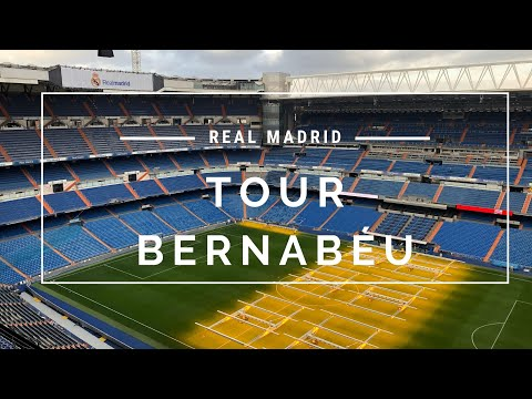 Santiago Bernabéu Stadium Tour  - Real Madrid