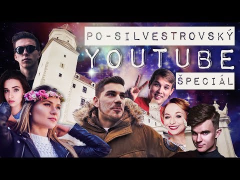 PO-SILVESTROVSKÝ ŠPECIÁL 2018   GOGO & YOUTUBERS
