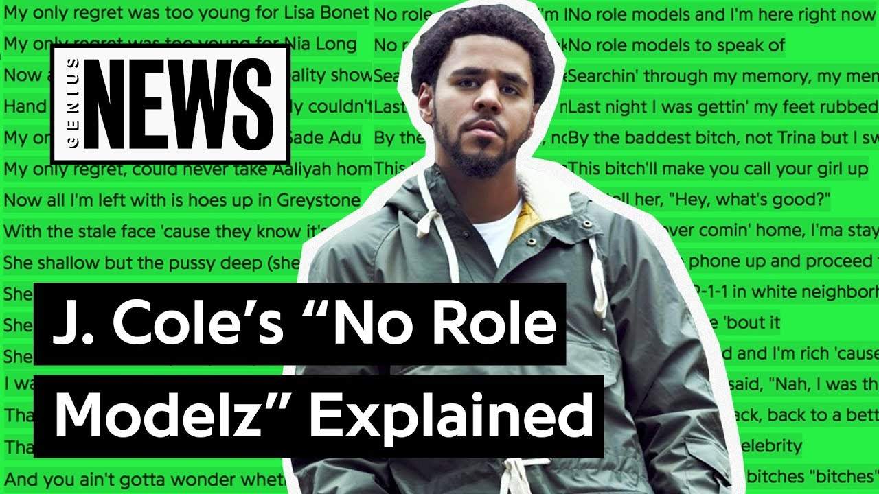 no role modelz sample