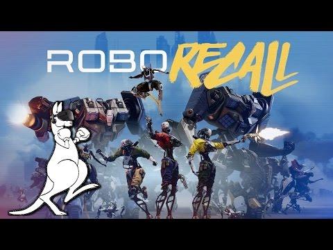 Robo Recall - Oculus Rift